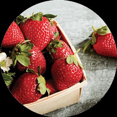 Berries - Strawberries