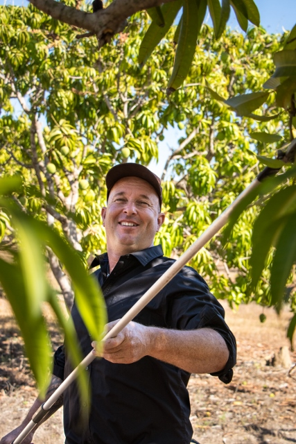 "Mango Grower ""Mango Wrangler"" Dave Rutherford"