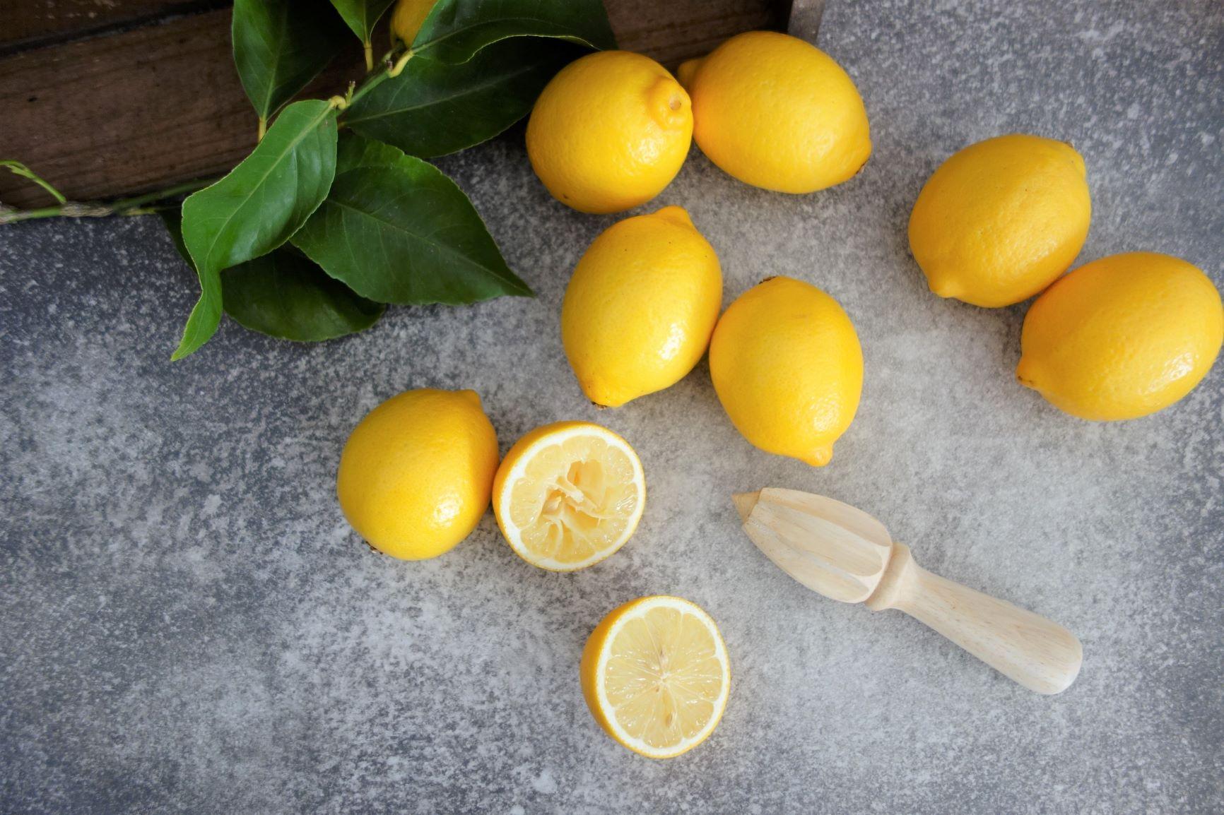 Victorian Lemons