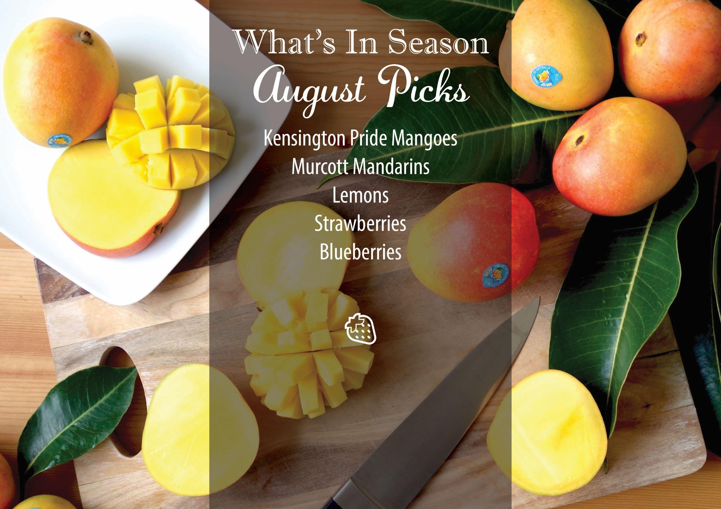 in season in august