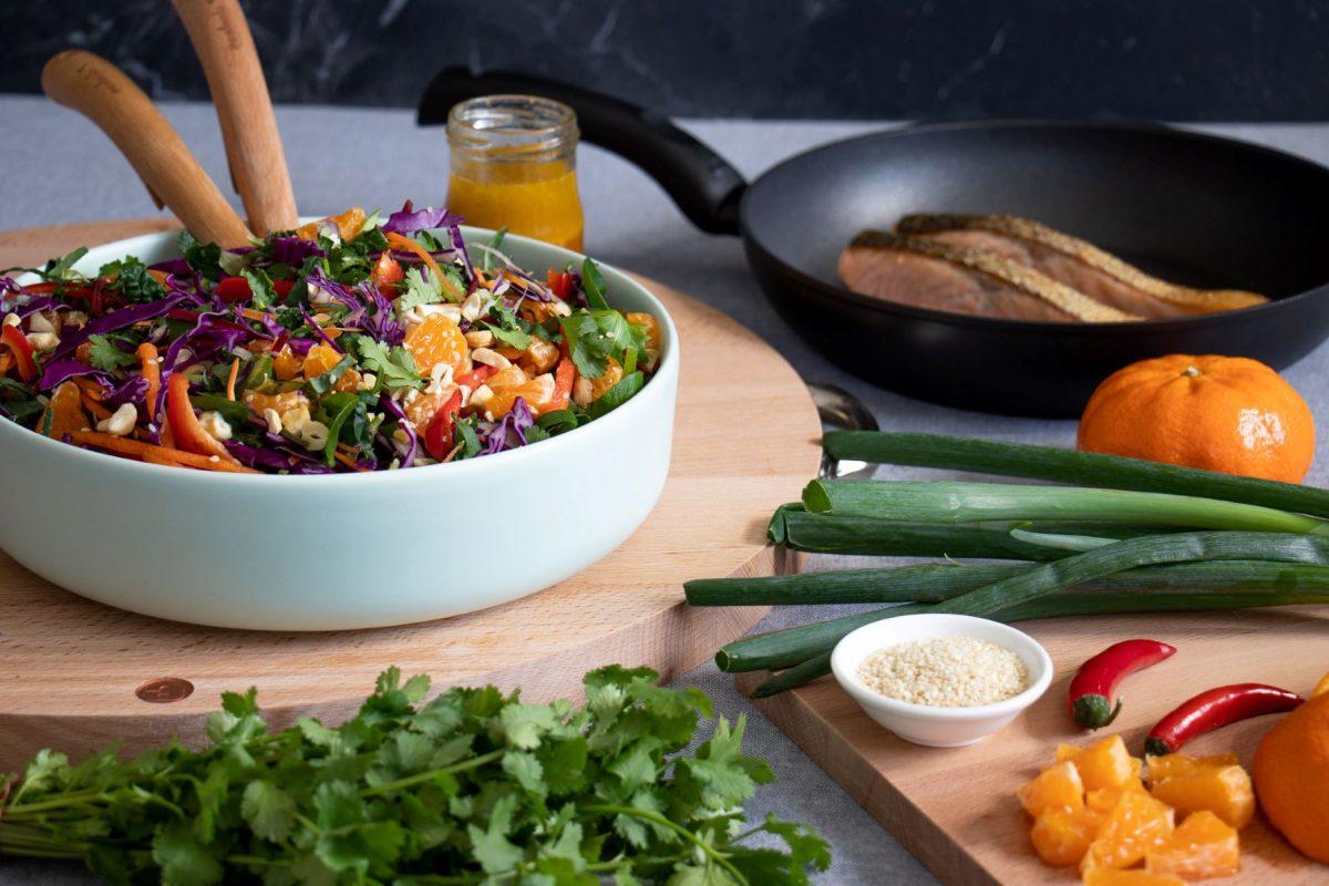 Mandarin Salad Recipe